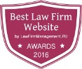 Конкурс сайтов Best Law Firm Website